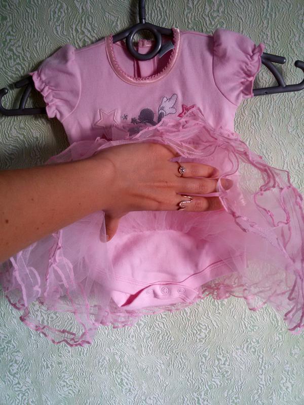 Боди-платье matalan disney для малышки - Фото 3