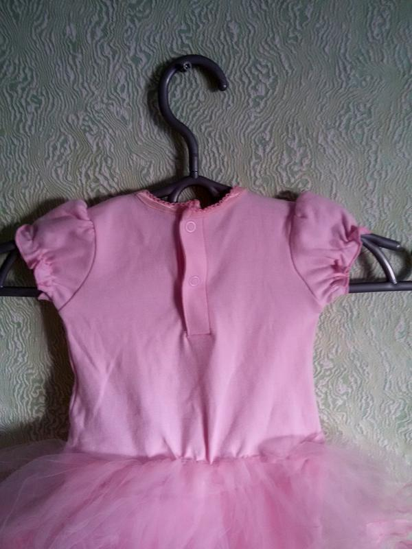 Боди-платье matalan disney для малышки - Фото 4
