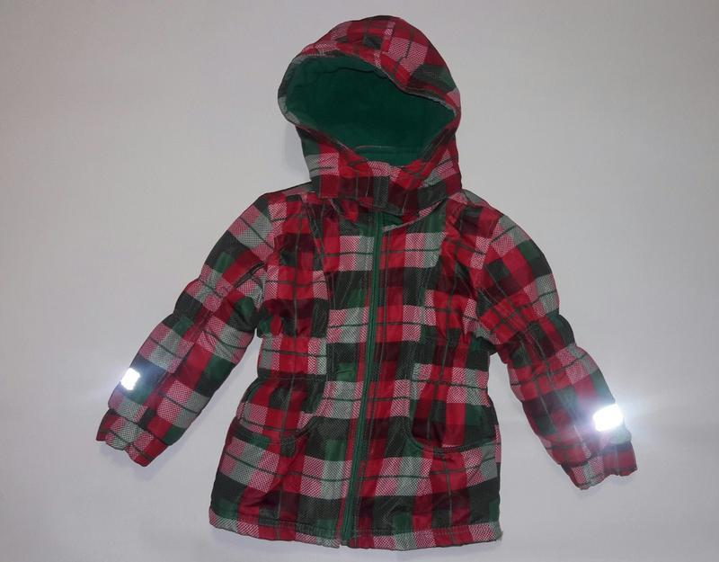 Курточка еврозима lupilu 4-5 лет