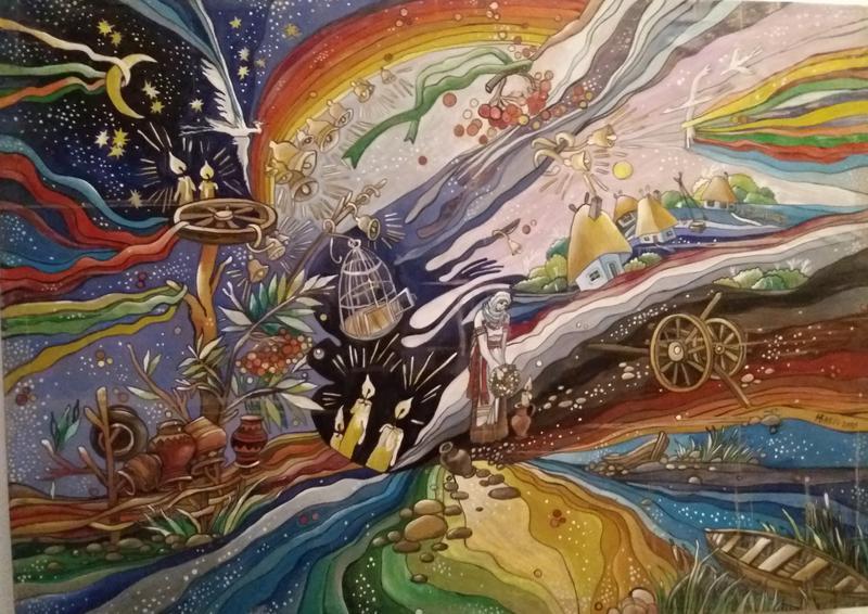 Продажа картин художника дизайнера, Ніни Бабічевої,м.Львів - Фото 2