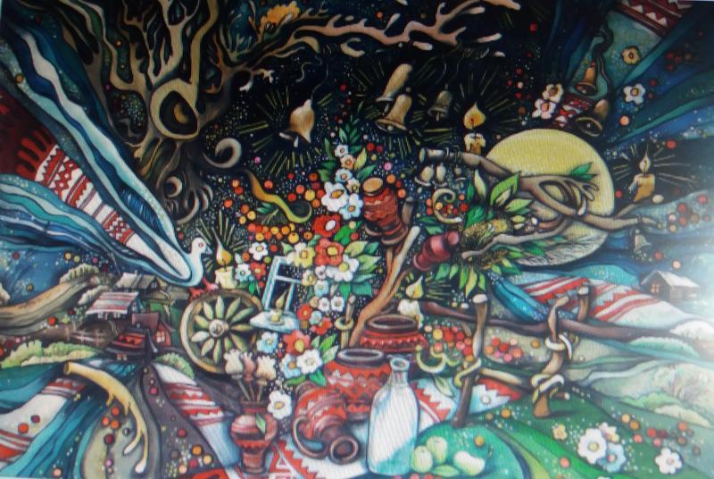 Продажа картин художника дизайнера, Ніни Бабічевої,м.Львів - Фото 3
