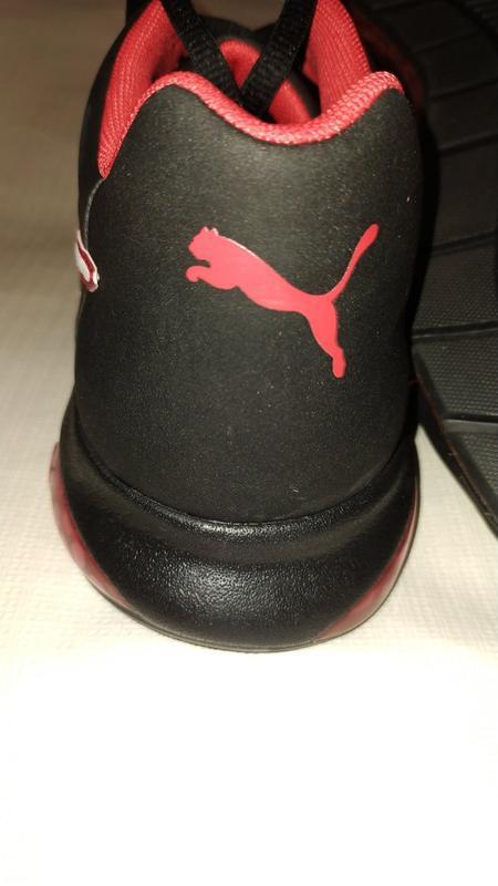 Мужские кроссовки puma ferrari sf cell ultimate, черные, 44.5 ... - Фото 8