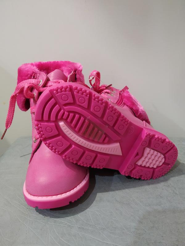 Акция!!!теплые ботиночки для девочки y-top - Фото 3