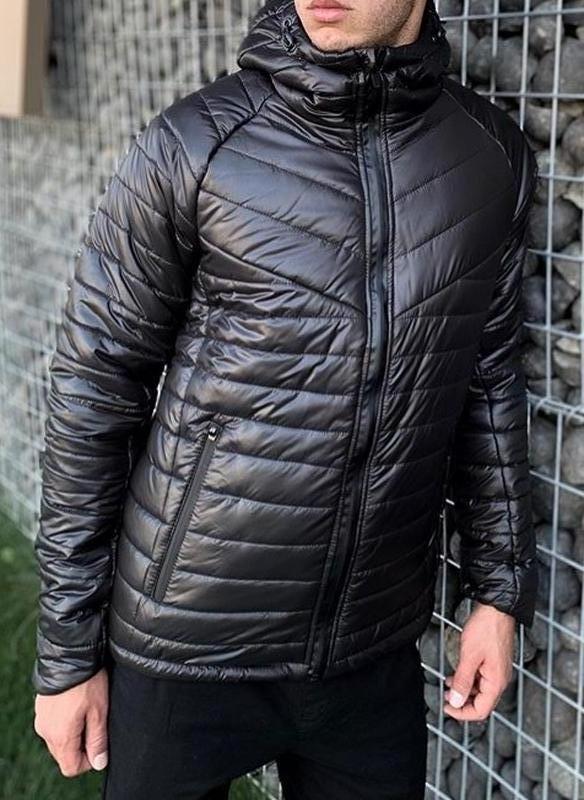 Зимняя куртка мужская одежда