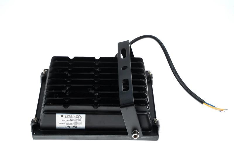 Прожектор алюминий 20W COB 6500K