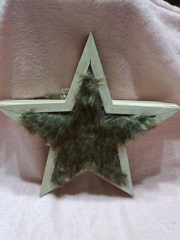 Лед звезда 30 см - Фото 2