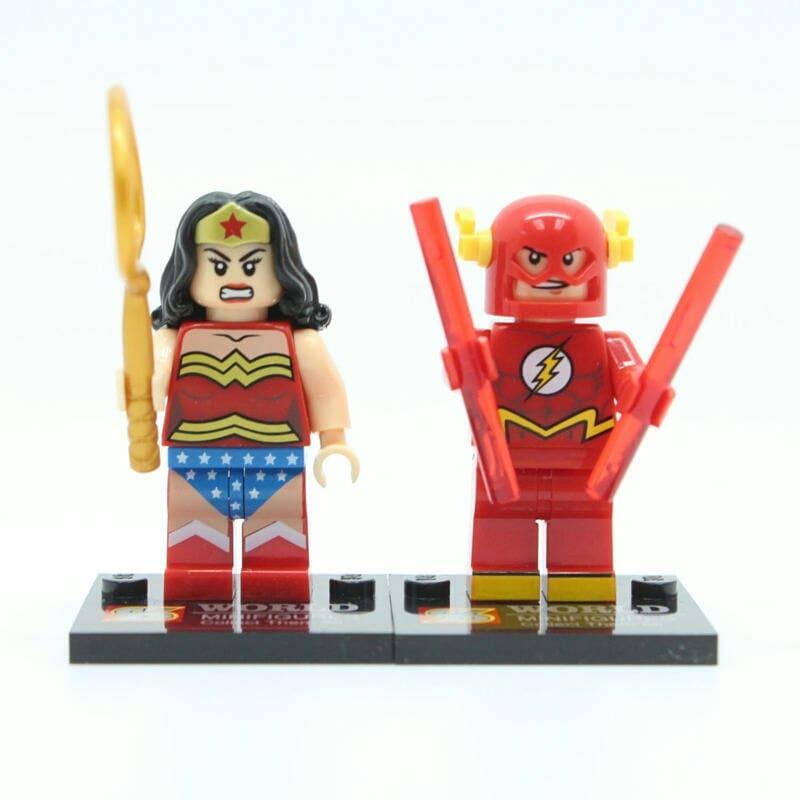Набор фигурок Супер героев - Фото 5