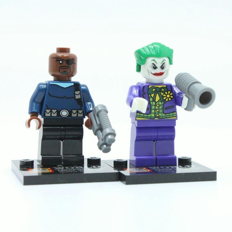 Набор фигурок Супер героев - Фото 3