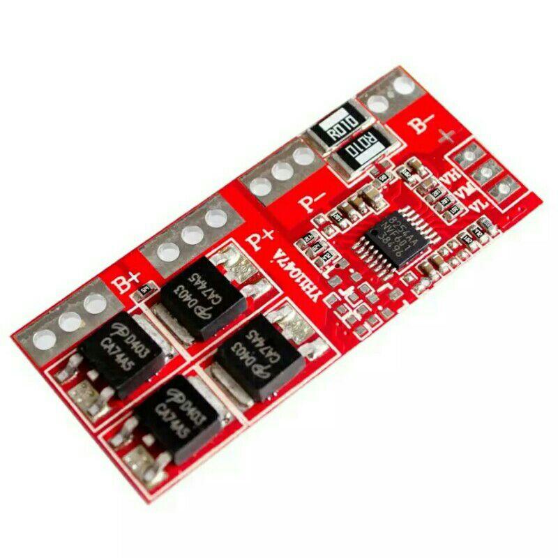 4S BMS, Контроллер заряда BMS (защита) 4S 16.8V li-ion 30А
