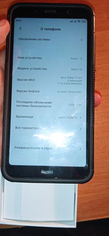 Xiaomi Redmi 7a 2/32 [Оригинал] - Фото 5