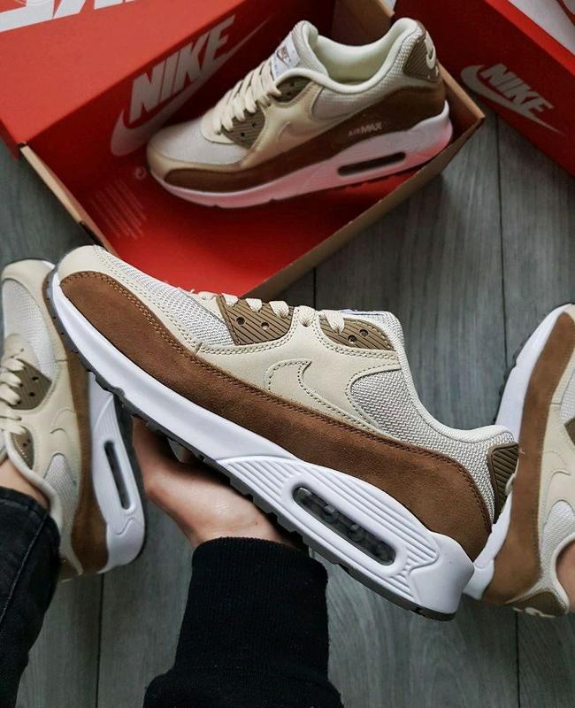 Мужские кроссовки Nike Air Max 90 - Фото 4