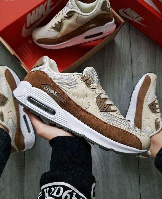 Мужские кроссовки Nike Air Max 90 - Фото 3