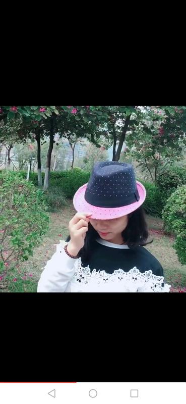 Стильная женская шляпа Шляпа Унисекс