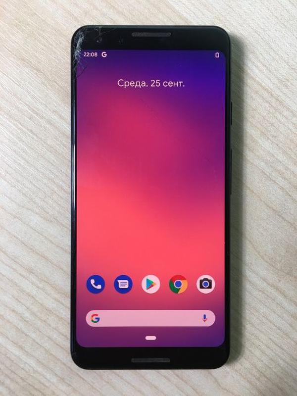 Смартфон Google Pixel 3 64 Gb (47940) Уценка - Фото 2