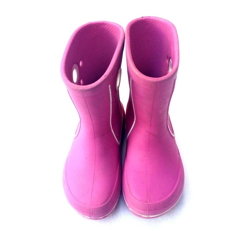 Резиновые сапоги Сrocs девочке – размер С10/11, EUR 27-28