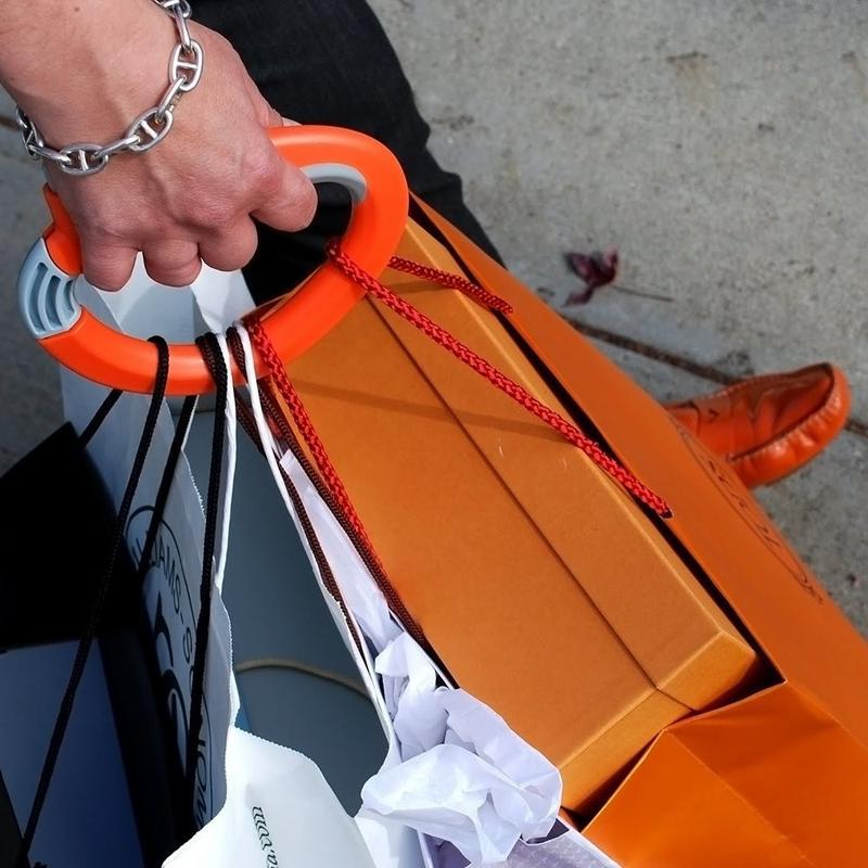 Вешалка / держатель для сумок, пакетов, вешалок.