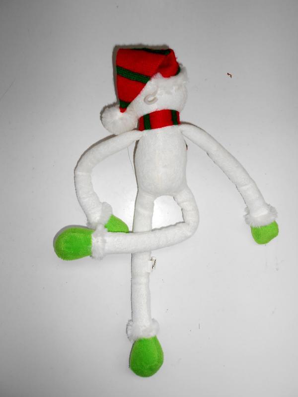 Игрушка подвеска снеговик Tiger - Фото 9