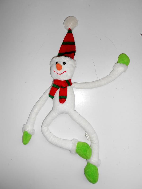 Игрушка подвеска снеговик Tiger - Фото 10