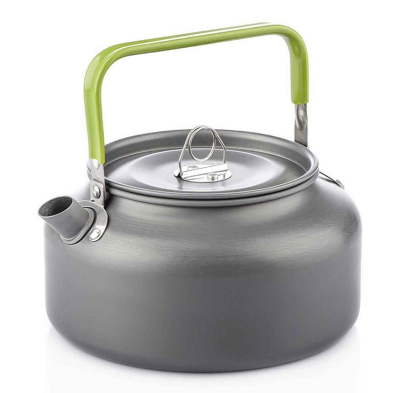 Чайник туристический HALIN на 1,2 литра DS-12