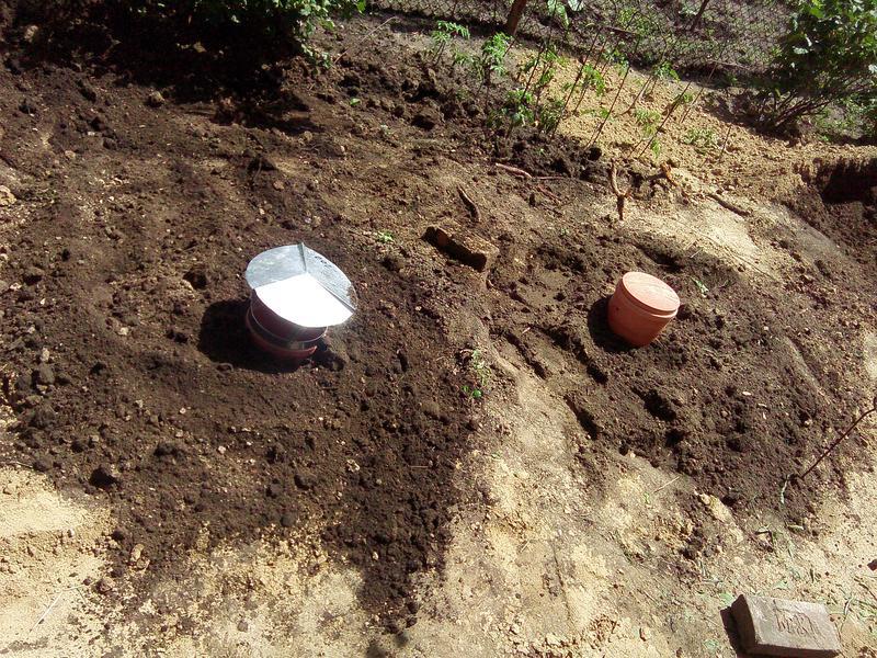 Сливные ямы Септик Колодец Кольца бетонные Уличный туалет - Фото 8