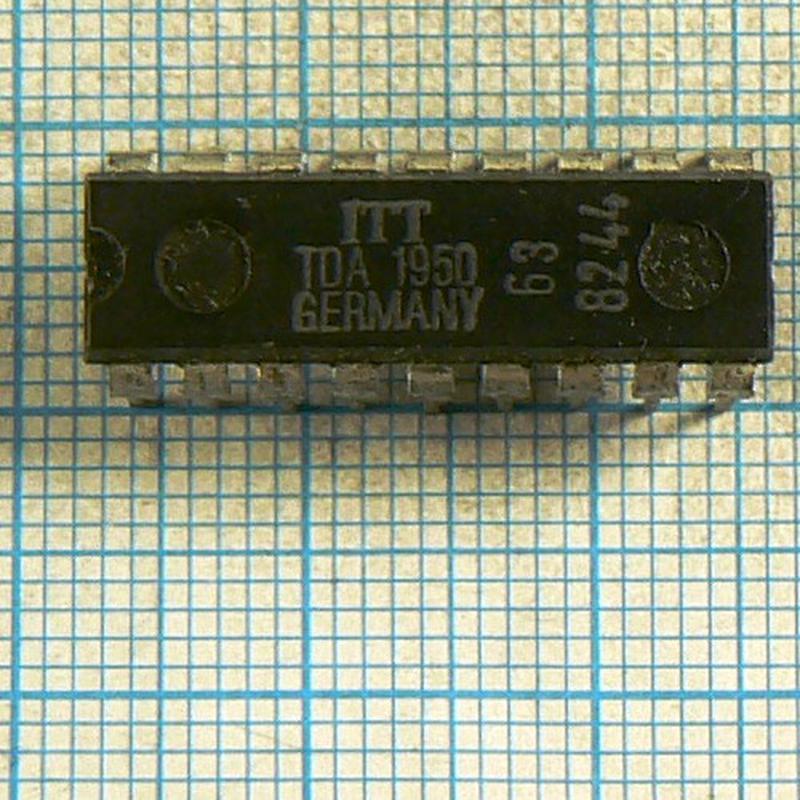 Микросхемы TDA1950
