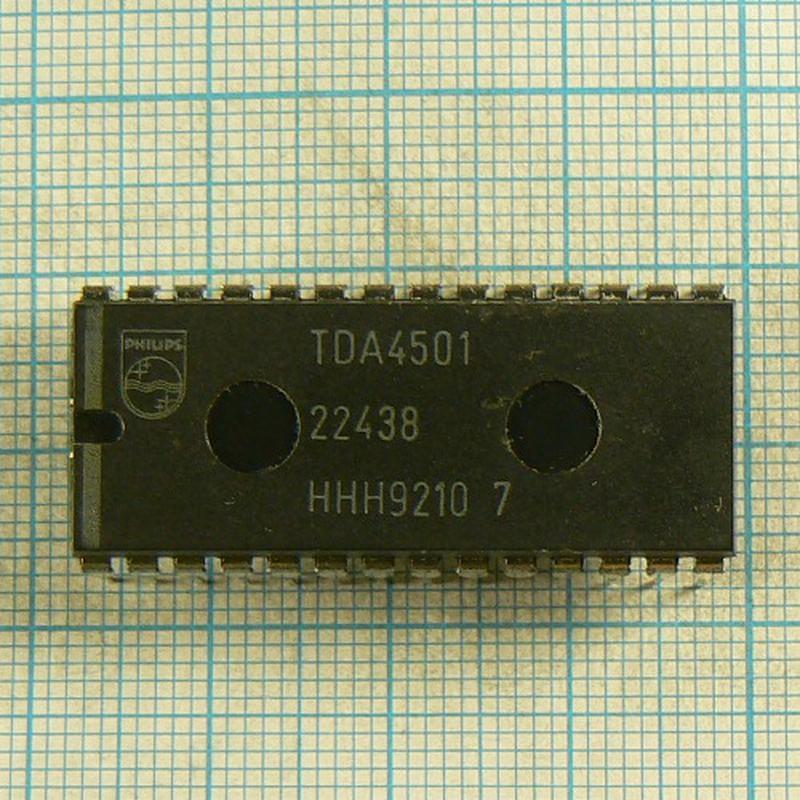 Микросхемы TDA4501