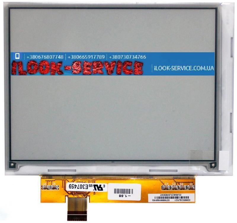 Дисплей ED060SC4 (LF) H2 Pocketbook Lbook Texet Airbook Nook