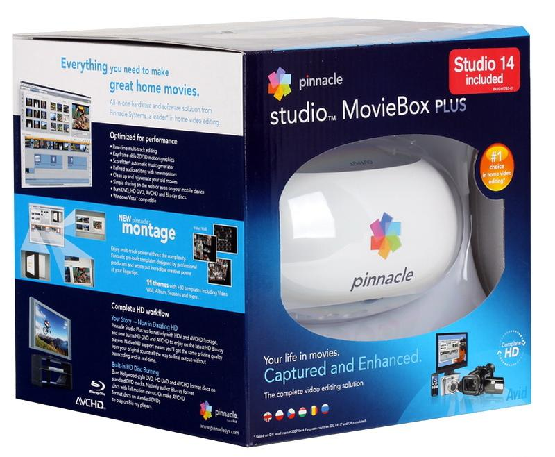 Pinnacle Studio 510 USB