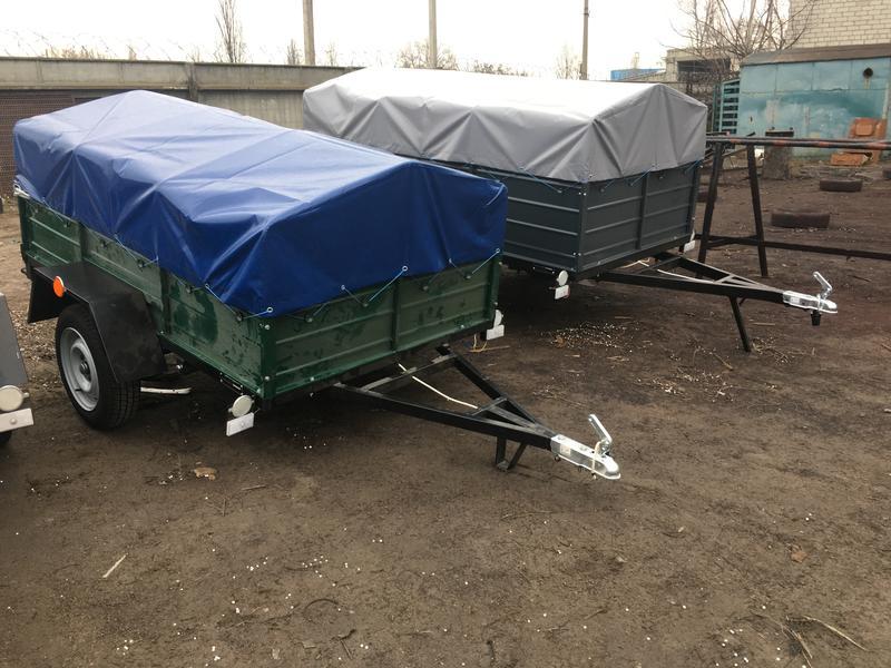 Новый легковой прицеп Днепр-210