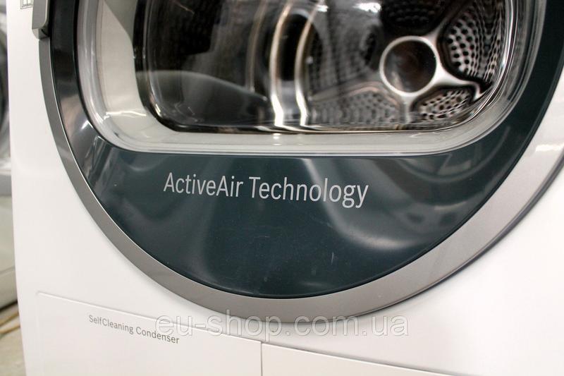 Сушильная машина конденсационная Bosch WTW86570 7 кг А+ б/у - Фото 2