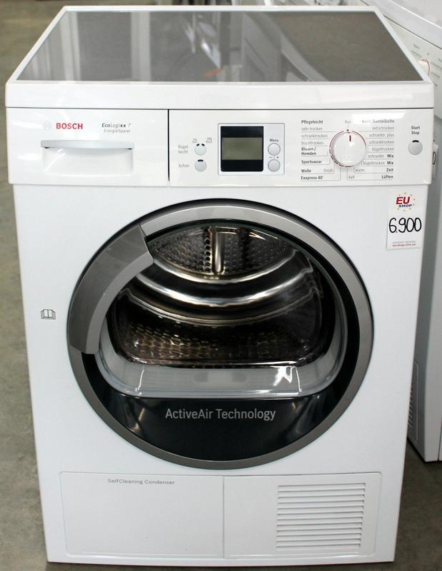 Сушильная машина конденсационная Bosch WTW86570 7 кг А+ б/у - Фото 3