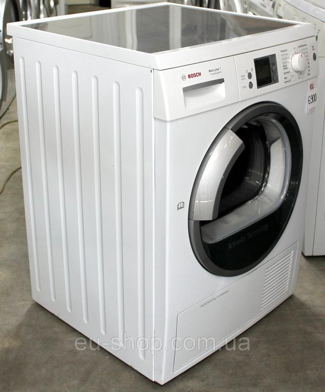 Сушильная машина конденсационная Bosch WTW86570 7 кг А+ б/у - Фото 5