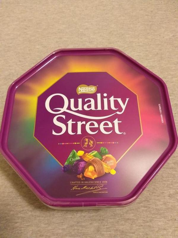 Цукерки Quality Street  650 г