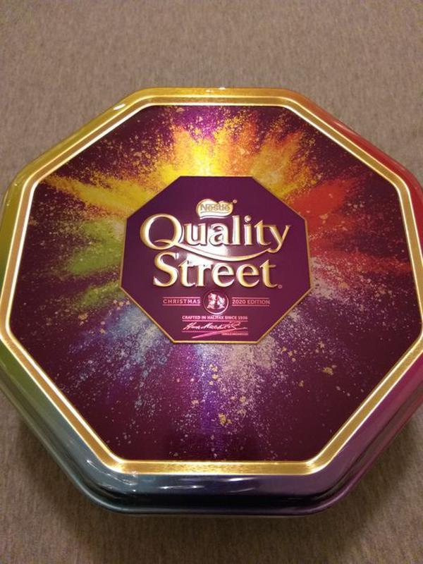 Цукерки Quality Street 1 кг