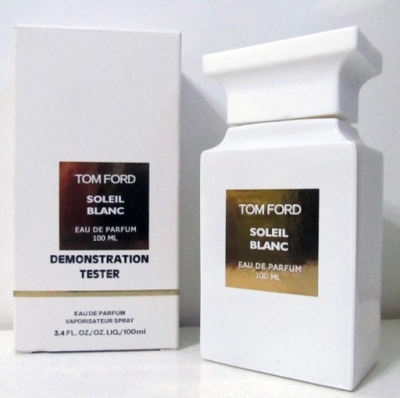Tom ford eau de soleil blanc, 100 мл, унисекс