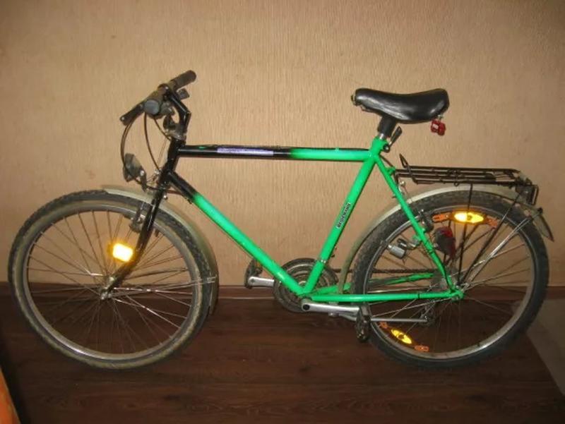 Велосипед Heidemann