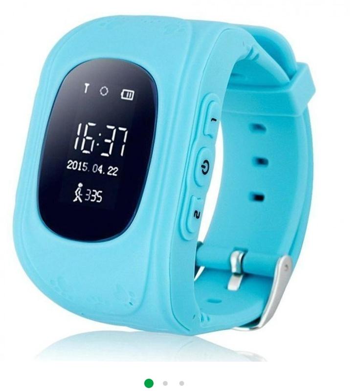 Смарт-часы детские Smart Watch Q50 с GPS трекером