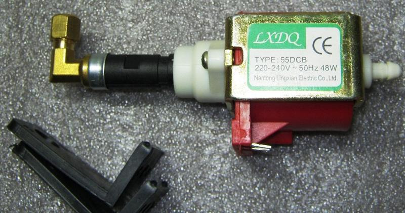 Помпа насос для ремонт снег дым машин генератор сніг дим компресс - Фото 3