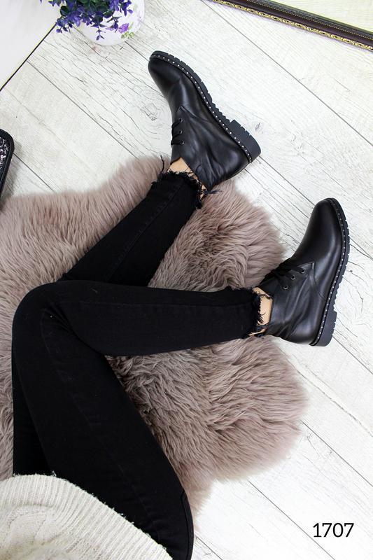 """Ботинки """" рита """" - Фото 6"""
