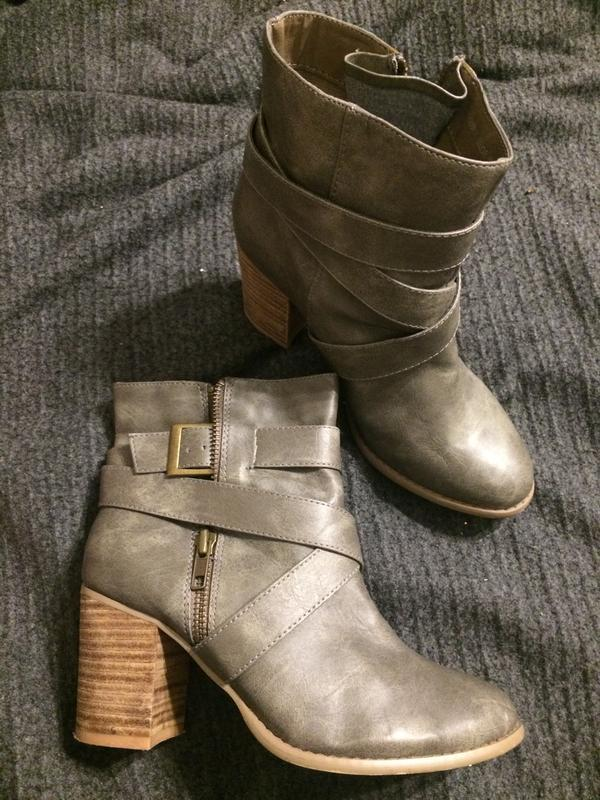 Dorothy perkins ботильоны ботинки полусапожки