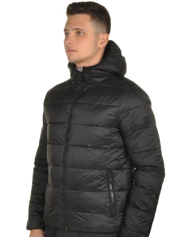 Зимняя куртка из свежих коллекций champion ® hooded jacket mens