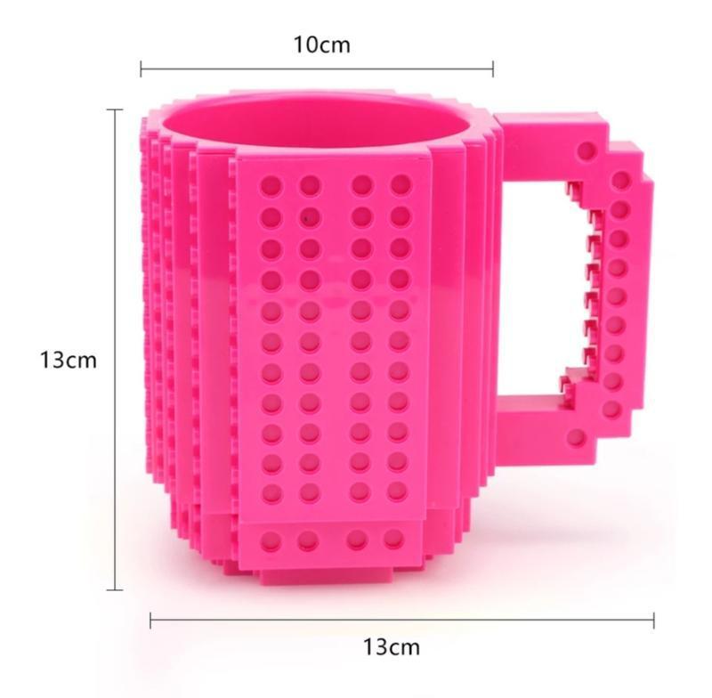 Lego чашка