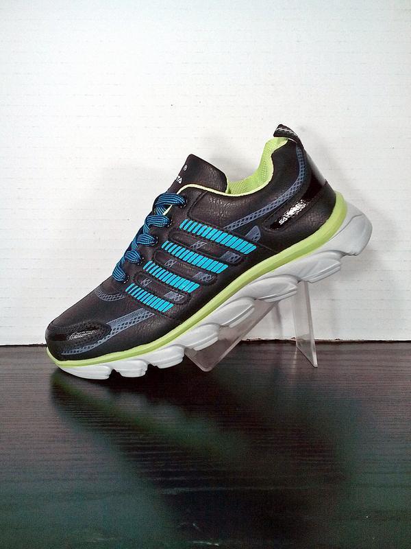 Черные спортивные кроссовки sayota на платформе, для бега и тр...