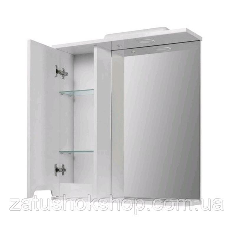 Зеркало в ванную комнату 65 см - Фото 2