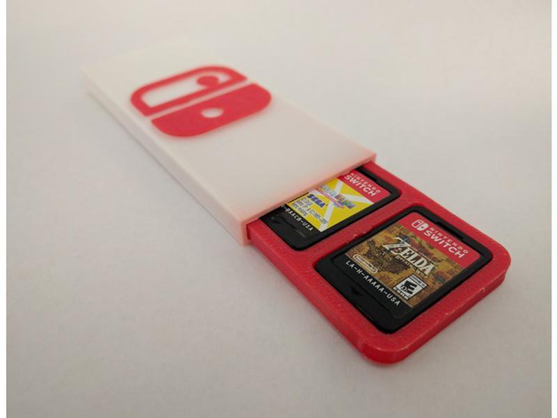 Nintendo Switch Game кейс для кртриджей игр