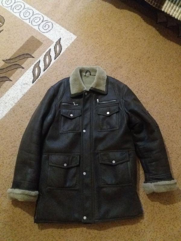 Куртка чоловіча - Фото 3