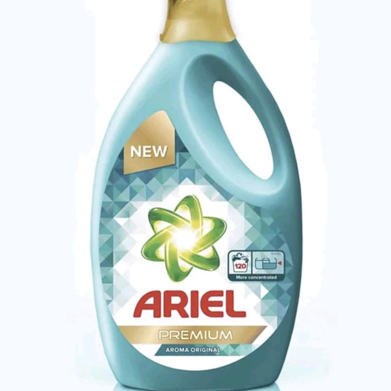 Універсальний гель для прання Ariel Premium concentrate 6 л