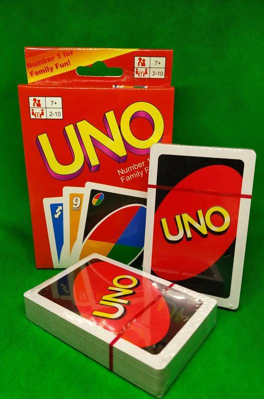 Настольная игра Уно/Uno - Фото 2