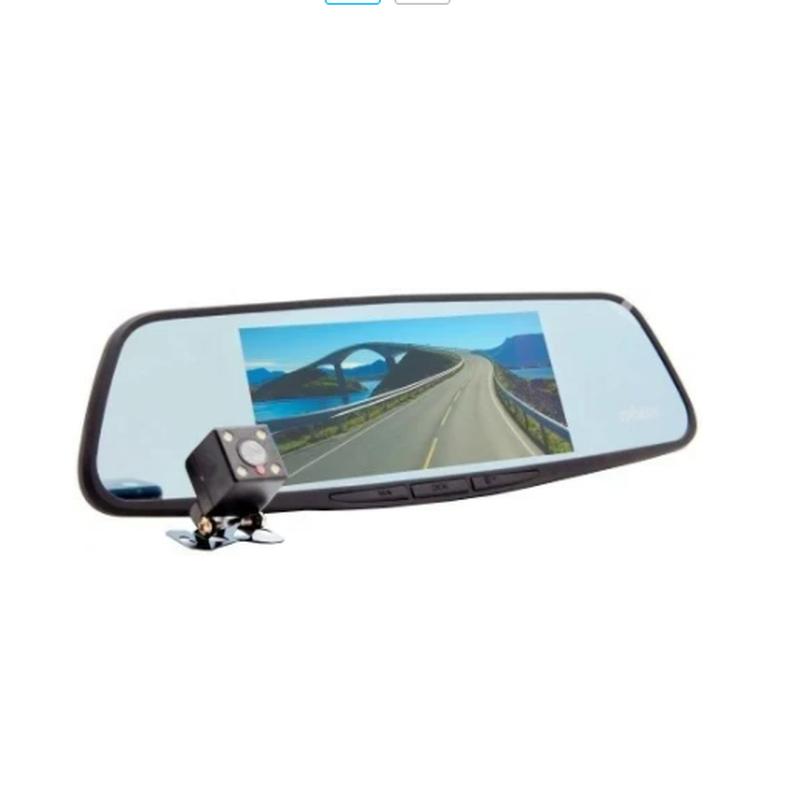 Видеорегистратор авто зеркало Eplutus D69
