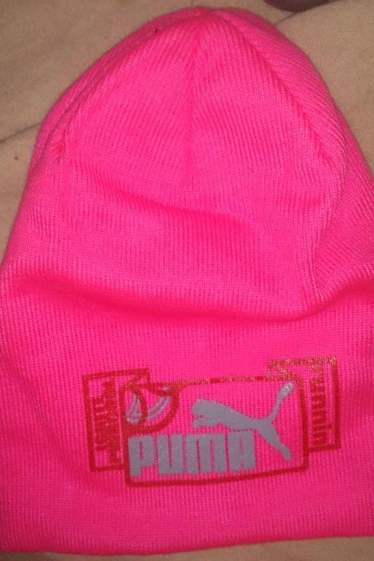 Тепла рожева шапка абсолютно нова